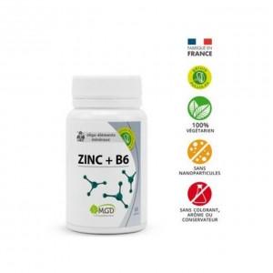 ZINC+B6 60 Gélules MGD