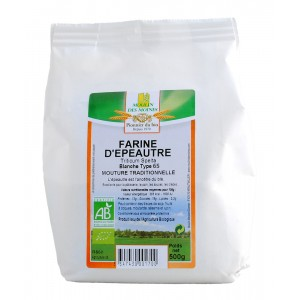 FARINE d'EPEAUTRE 500g...