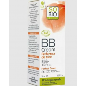 BB CREAM 5 EN 1 - SO BIO