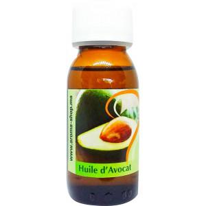 Huile Végétale AVOCAT 60 ml