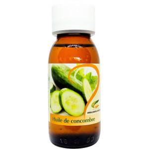 Huile Végétale CONCOMBRE 60 ml