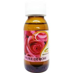 Huile Végétale ROSE 60 ml