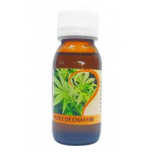 Huile Végétale CHANVRE 60 ml