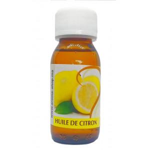 Huile Végétale CITRON 60 ml