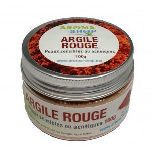 Argile Rouge 100 g
