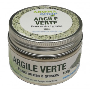 Argile Verte 100 g