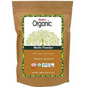 METHI Radico Organic Poudre...