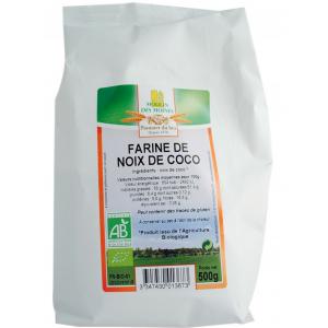 FARINE DE NOIX DE COCO 500...