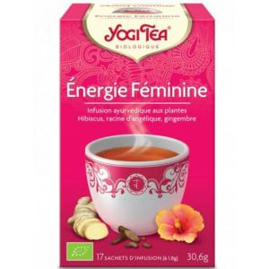 Énergie Féminine YOGI TEA...