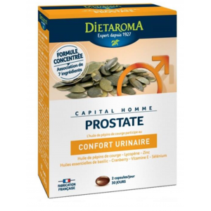 CAPITAL HOMME PROSTATE 60...