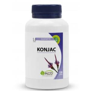 KONJAC 120 Gélules MGD