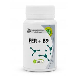 FER + B9 60 Gélules MGD