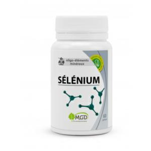 SÉLÉNIUM 60 Gélules MGD
