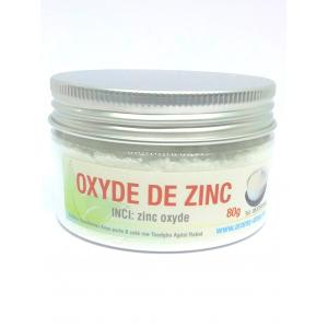 OXYDE DE ZINC 80 Gr AROMASHOP
